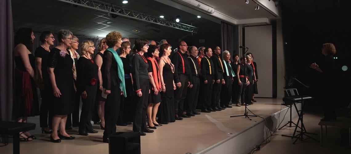 Rencontre de chorales- Ellipse de Sainte-Foy-lès-Lyon - Juin 2016